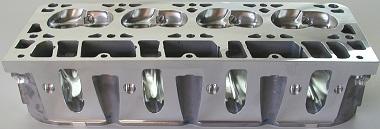 Advanced Induction - LSX Cylinder Heads